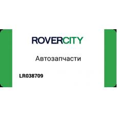 ЛОГОТИП/NAME PLATE - PLASTIC LR038709